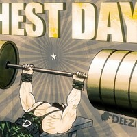 international chest day, monday chest day
