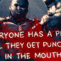 Everyone Has A Plan Till They Get Punched In The Mouth