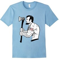 Savage Abraham Lincoln T-Shirt