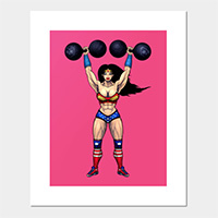 amazon workout print