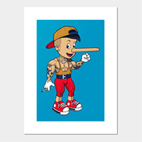 bronocchio workout print